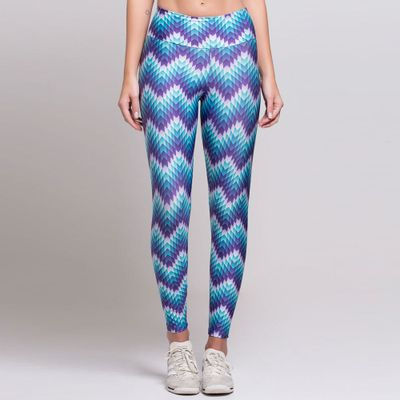 Calça Legging Estampada Arrows