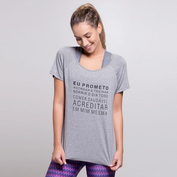 T-Shirt Eu Prometo