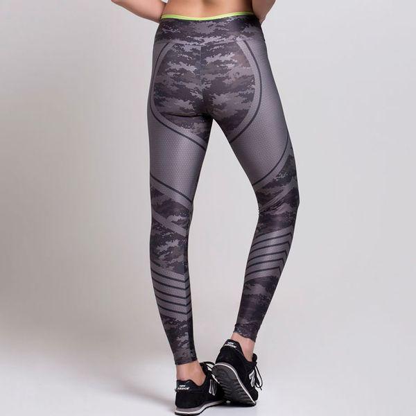 Legging Estampada Army Sweat