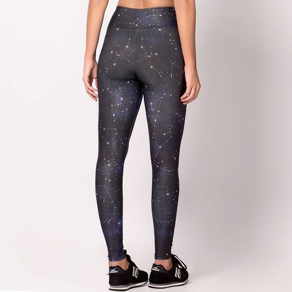 Legging Estampada Constelações