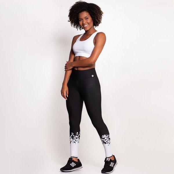 Look Legging Anticelulite + Top com Bojo