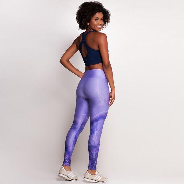 Look Legging Estampada + Top Sport