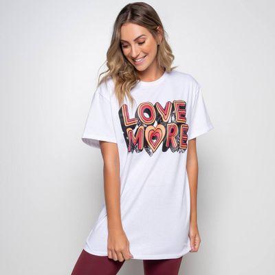 Maxi T-Shirt Love More