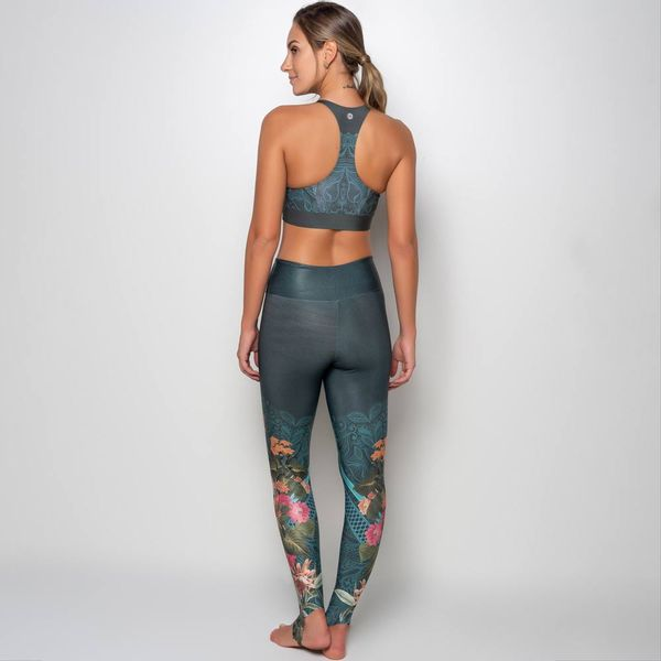 Legging + Top Flora