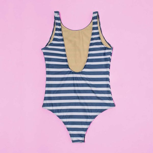 Body Infantil Velejar Decote nas Costas