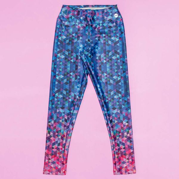 Legging Infantil Multicolorida
