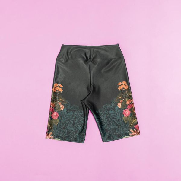 Bermuda Infantil Flora