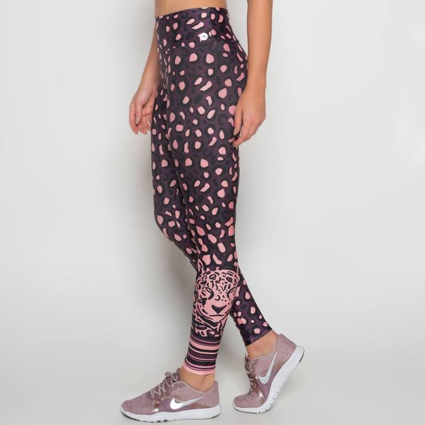 Legging Estampa Onça