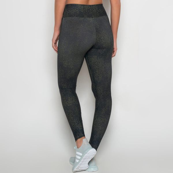 Legging de Poliamida Light Militar