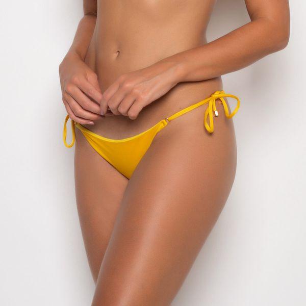 Calcinha de Lacinho Amarela