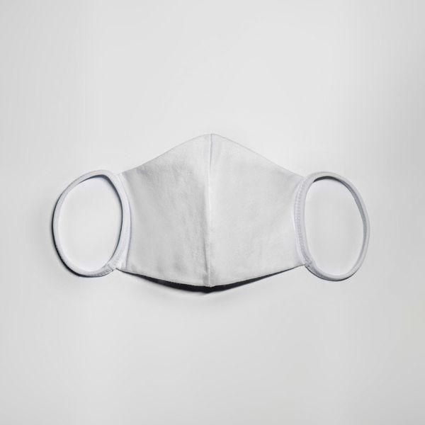 Máscara Lavável Branca