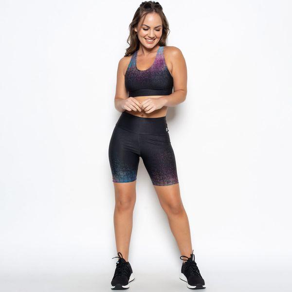 Conjunto Fitness Estampa Essencial