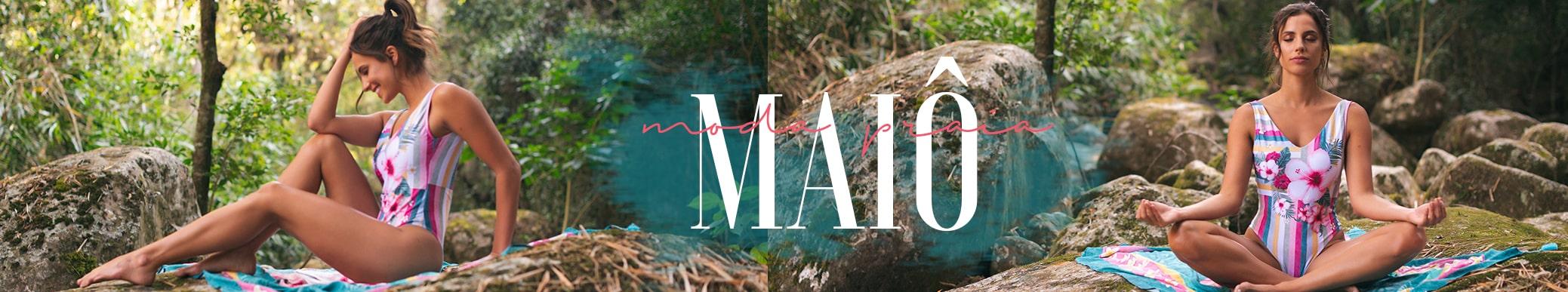 Moda Praia 2020 - Biquínis, Maiôs e muito mais, confira!